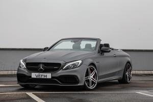 Mercedes-AMG C63 Cabriolet by VATH 2018 года