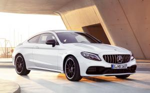 Mercedes-AMG C63 S Coupe 2018 года (WW)