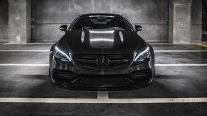 Mercedes-AMG C63 S Coupe Edition #1 by Z-Performance 2018 года