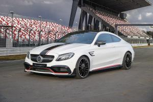 2018 Mercedes-AMG C63 S Coupe by Mansory