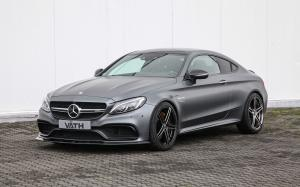 Mercedes-AMG C63 S Coupe by VATH 2018 года