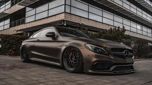 Mercedes-AMG C63 S Coupe by Z-Performance 2018 года