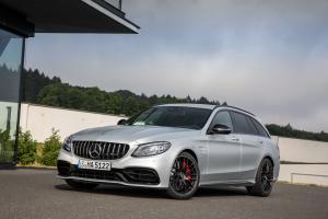 2018 Mercedes-AMG C63 S Estate