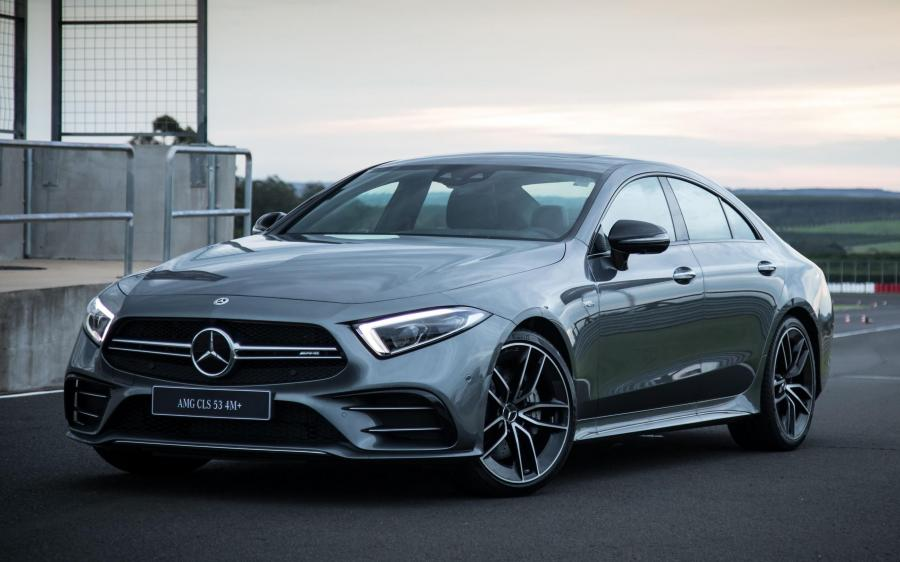 2018 Mercedes-AMG CLS53 4Matic+ (LA)
