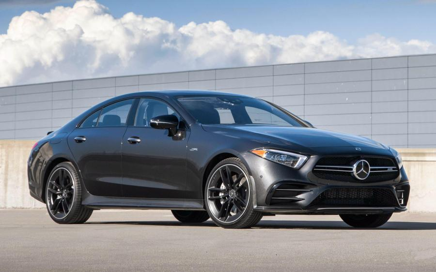 2018 Mercedes-AMG CLS53 4Matic+ (NA)