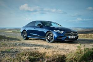2018 Mercedes-AMG CLS53 4Matic+