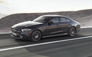 Mercedes-AMG CLS53 4Matic+ 2018 года (WW)