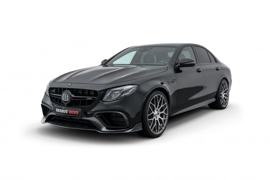 Mercedes-AMG E-Class 800 by Brabus