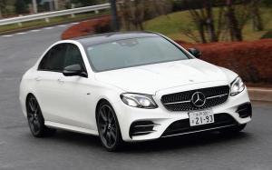 Mercedes-AMG E53 4Matic+ 2018 года (JP)