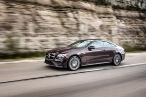 Mercedes-AMG E53 4Matic+ Coupe 2018 года