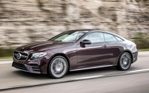 Mercedes-AMG E53 4Matic+ Coupe 2018 года (NA)
