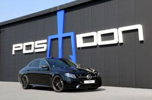 2018 Mercedes-AMG E63 S 4Matic+ RS 830+ by Posaidon