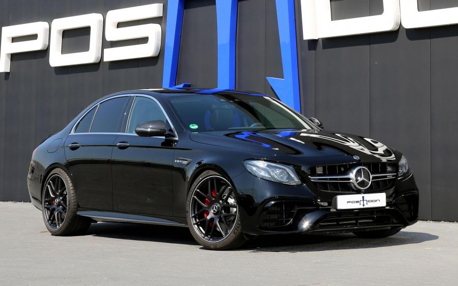 Mercedes-AMG E63 S 4Matic+ RS 830+ by Posaidon