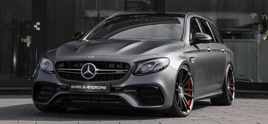 Mercedes-AMG E63 S Estate by Wheelsandmore