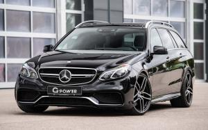 Mercedes-AMG E63 S-Model Estate by G-Power 2018 года