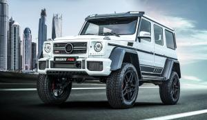 2018 Mercedes-AMG G63 700 4x4² Final Edition by Brabus