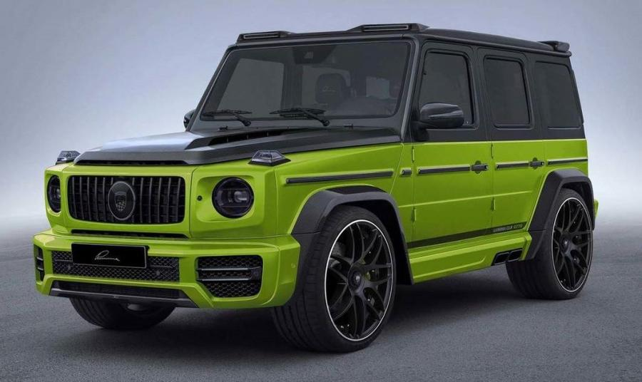 Mercedes-AMG G63 CLR G770 by Lumma Design