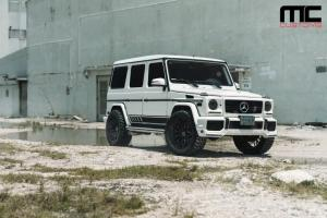 2018 Mercedes-AMG G63 by MC Customs on Avant Garde Wheels