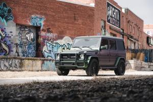 2018 Mercedes-AMG G63 by MC Customs on Forgiato Wheels (Ventoso-ECL)