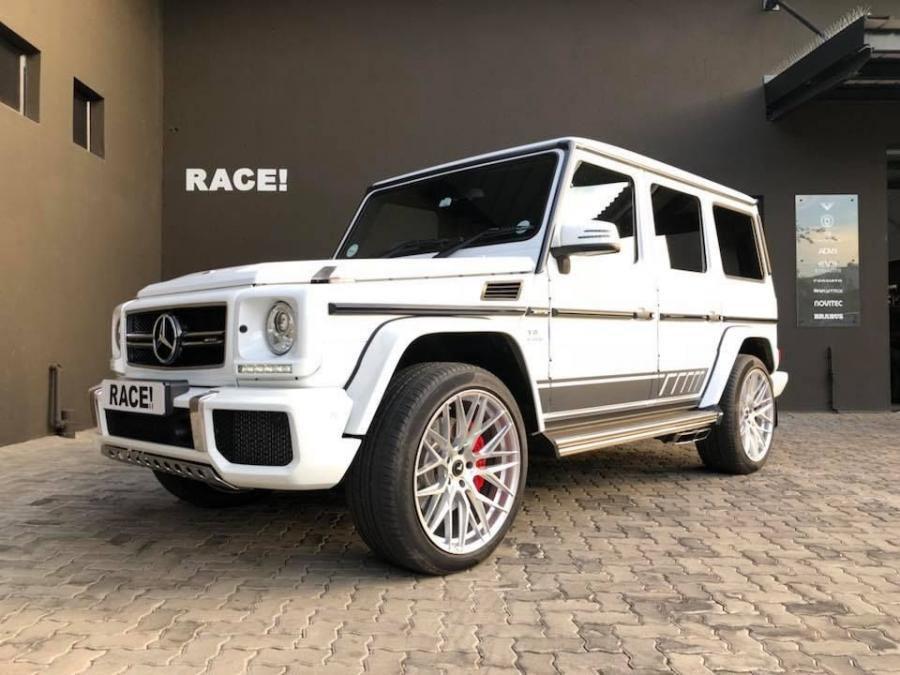 Mercedes-AMG G63 by RACE!