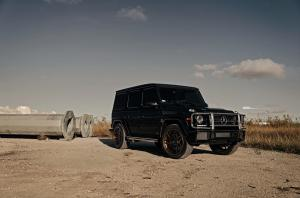 Mercedes-AMG G63 by TR3 Performance on ADV.1 Wheels (ADV7 TRACK SPEC CS) 2018 года