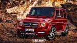 Mercedes-AMG G63 by X-Tomi Design 2018 года