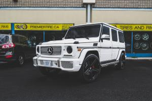 2018 Mercedes-AMG G63 on Forgiato Wheels (Aggio-M)