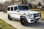Mercedes-AMG G63 on Forgiato Wheels (Concavo-N) 2018 года