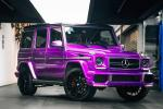Mercedes-AMG G63 on Forgiato Wheels (Maglia-ECL) 2018 года