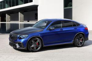 2018 Mercedes-AMG GLC-Class Coupe Inferno by TopCar