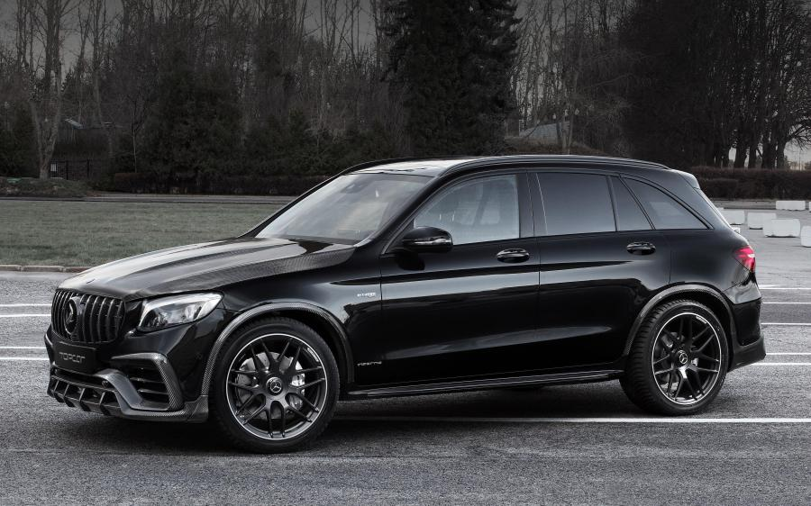 Mercedes-AMG GLC-Class Inferno by TopCar (X253) '2018