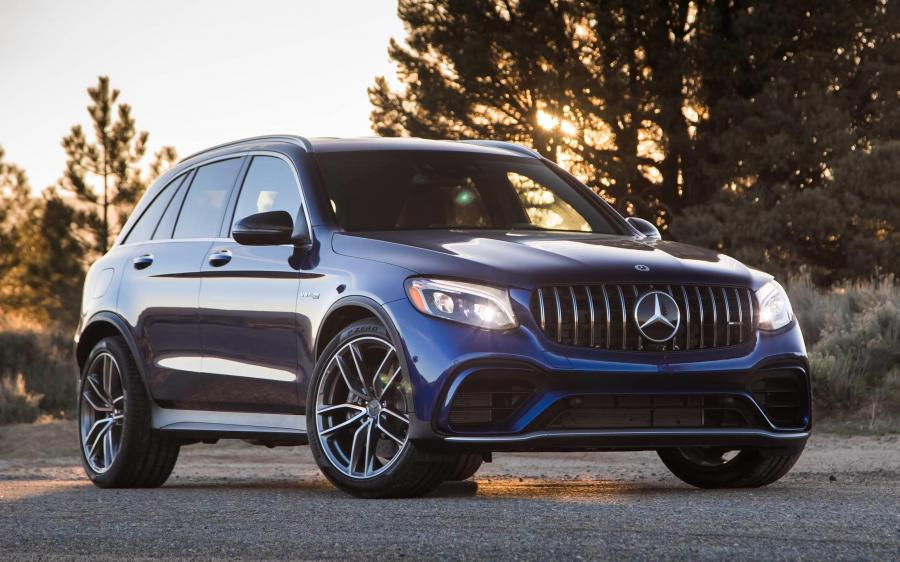 Mercedes-AMG GLC63 4Matic+ (X253) (NA) '2018