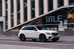 2018 Mercedes-AMG GLC63 S 4Matic+