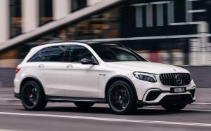 Mercedes-AMG GLC63 S 4Matic+ 2018 года (AU)