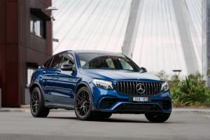 Mercedes-AMG GLC63 S 4Matic+ Coupe 2018 года