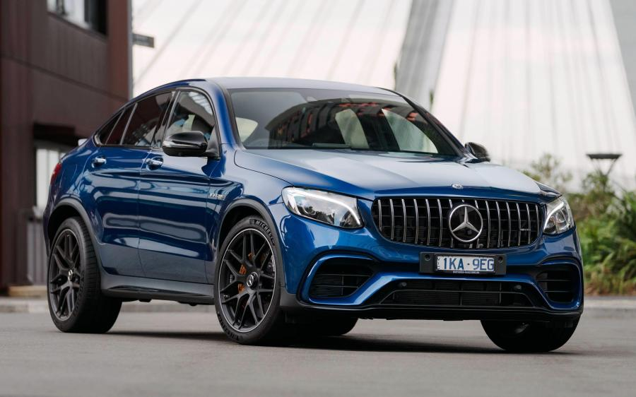 Mercedes-AMG GLC63 S 4Matic+ Coupe