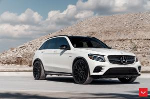 2018 Mercedes-AMG GLC63 S 4Matic+ on Vossen Wheels (HF-2)