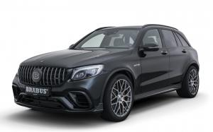 Mercedes-AMG GLC63 S 600 by Brabus 2018 года