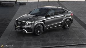 Mercedes-AMG GLE63 S Coupe Inferno by Auto Dinamics & TopCar on Vossen Wheels 2018 года