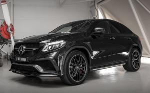 Mercedes-AMG GLE63 S Coupe by Larte Design 2018 года