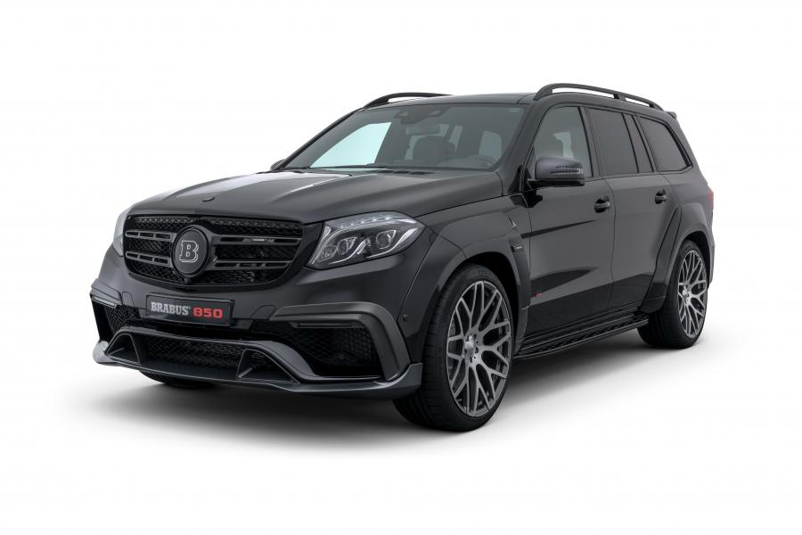 Mercedes-AMG GLS63 850 XL by Brabus (X166) '2018