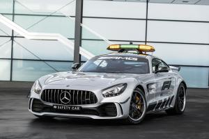 2018 Mercedes-AMG GT R F1 Safety Car
