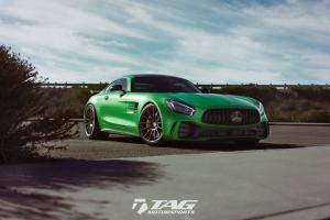 Mercedes-AMG GT R by TAG Motorsports on HRE Wheels (RS103M) 2018 года