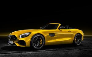 Mercedes-AMG GT S Roadster 2018 года (WW)