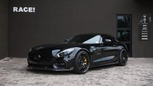 Mercedes-AMG GT S by Barbus and RACE! 2018 года