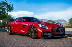 2018 Mercedes-AMG GT S by Creative Bespoke on ADV.1 Wheels (ADV15R M.V2 SL)