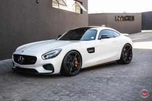 2018 Mercedes-AMG GT S by RACE! on Vossen Wheels (M-X2)