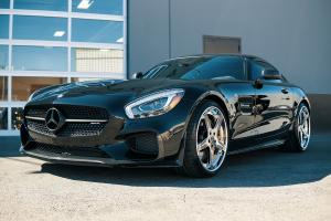 2018 Mercedes-AMG GT S on Forgiato Wheels (Laterale-ECL)