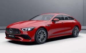 2018 Mercedes-AMG GT50 4-Door Coupe (CN)