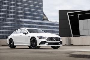 2018 Mercedes-AMG GT53 4Matic+ 4-Door Coupe